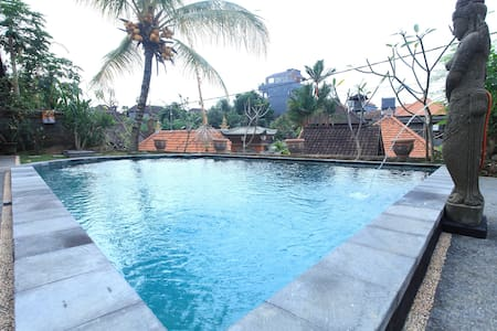 A Simply Beauty Balinese homestay in Central Ubud - Ubud - Bungalow