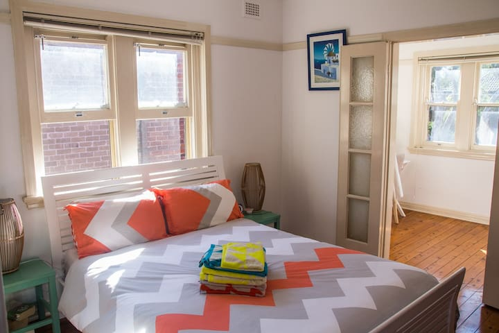 Spacious & Peaceful 2 Bed Bronte Apartment - Bronte - Apartamento