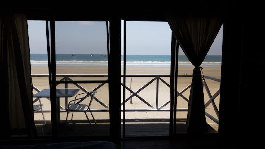 Casa Vacacional Frente al Mar