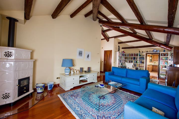 Nice Rooms close to Cittadella, Region of Padova - San Giorgio In Brenta - Daire