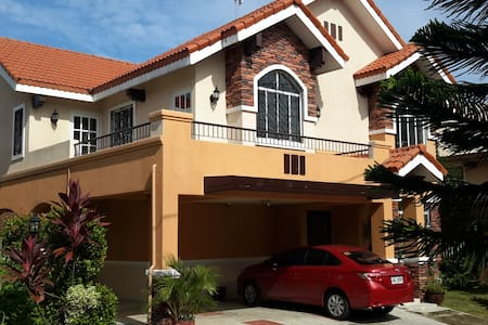 Spacious and Cozy Vacation Rental Property - Dasmariñas - Haus