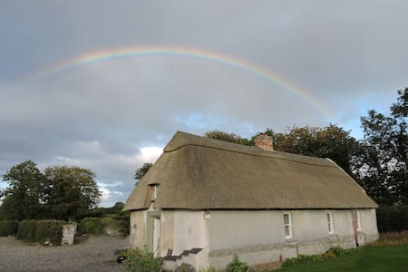 Private Thatched cottage - Knocklong - Haus