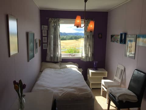 Comfortable room with a lot of facilities in Hegra