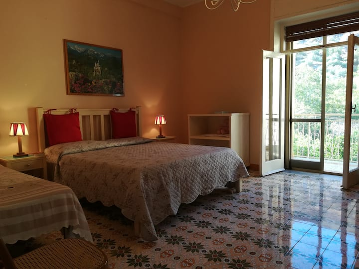 Appartamento Piave: grande, luminoso, tranquillo.