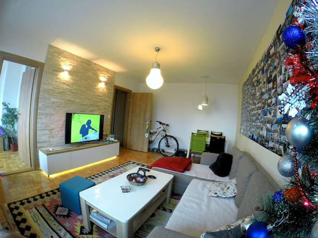 Modern Apartment in Sarajevo @ Hamco