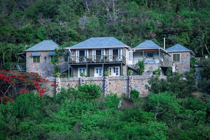 Samambaia - Mustique - Grenadines - Casa de camp