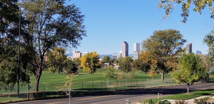 Centrally located base for your Denver adventure!