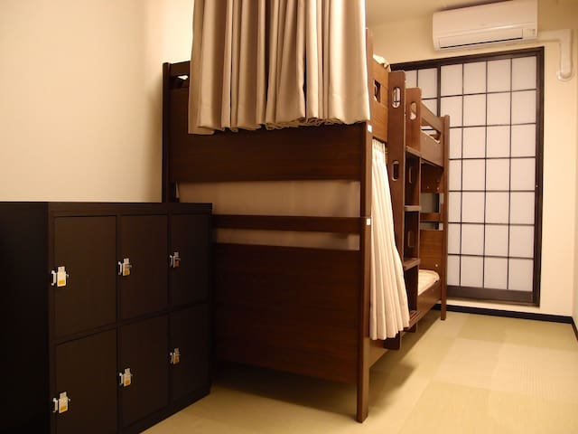 Bed in 4-Bed Dormitory Room5