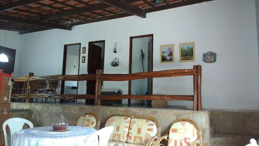 Casa de Guaramiranga para temporada - Guaramiranga - Hus