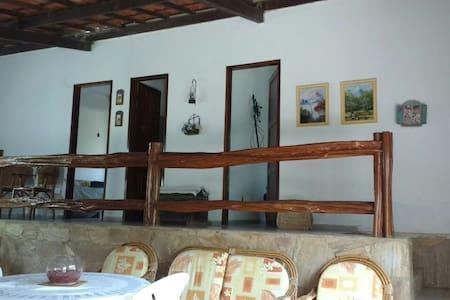 Casa de Guaramiranga para temporada - Guaramiranga