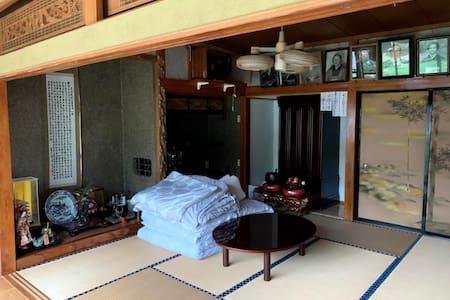 Grandma's house in Jingu-ji