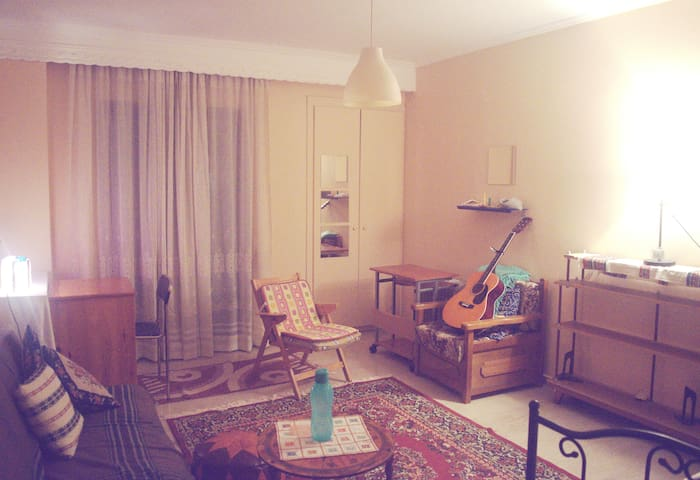 A room in Thessaloniki,Greece - Neapoli - อพาร์ทเมนท์
