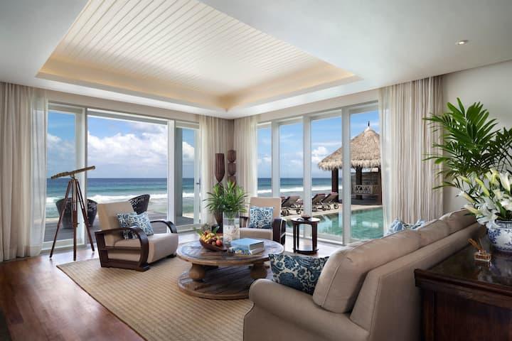 2BR Pool Residence - Dinner-Naladhu Private Island
