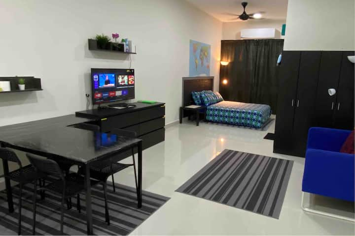 HnnH Homestay@KIP Core Soho Suites near KLIA/KLIA2