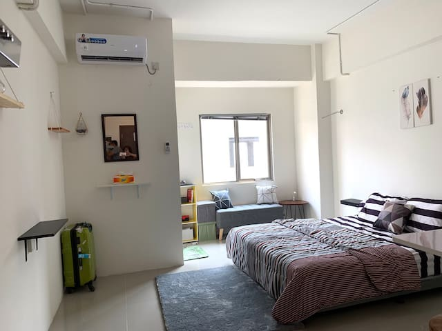 Newly Furnished Apartment Bandara City