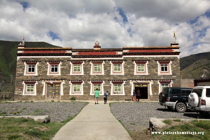 Choedrol Homestays - Ganzi Zangzuzizhizhou - Hospedaria