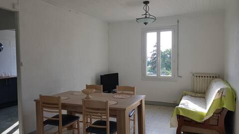 Appartement 60m²  proche plages et commodités