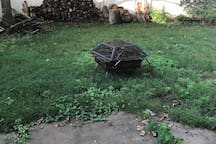 Fire pit for you to use