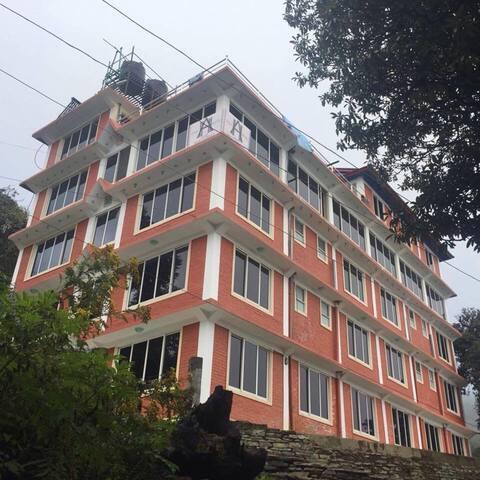 Asha Hotel & Restaurant, Ghorepani, Deurali, Nepal