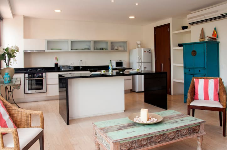 Luxury 2 Bedroom Duplex in Parque Los Novios