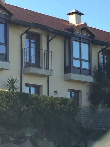 Casa con preciosas vistas al mar - Prellezo  - Haus