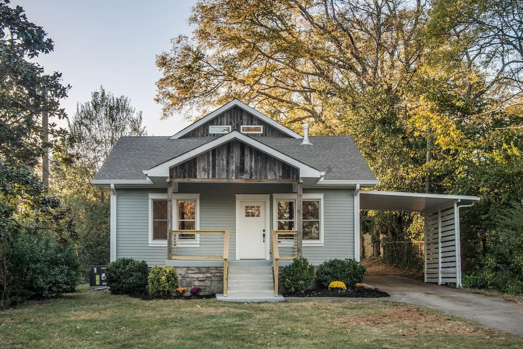 Don't let this cute front view fool you...this home is deceivingly spacious at 2230 sq ft!