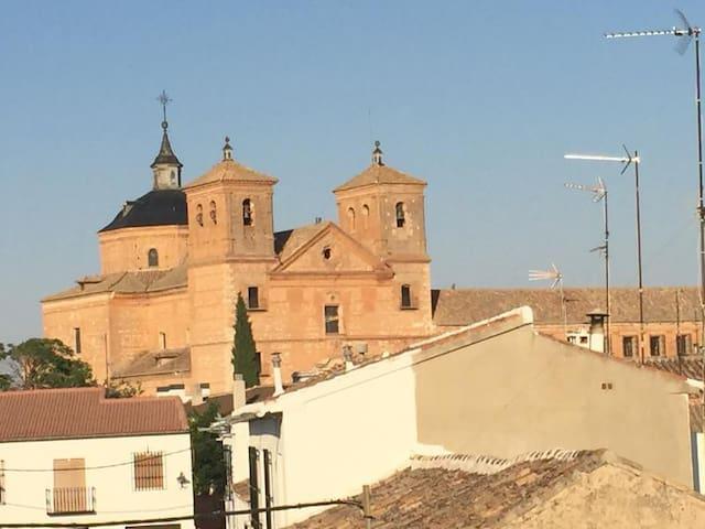 Apartamento vacacional a 3 minutos del centro - Almagro