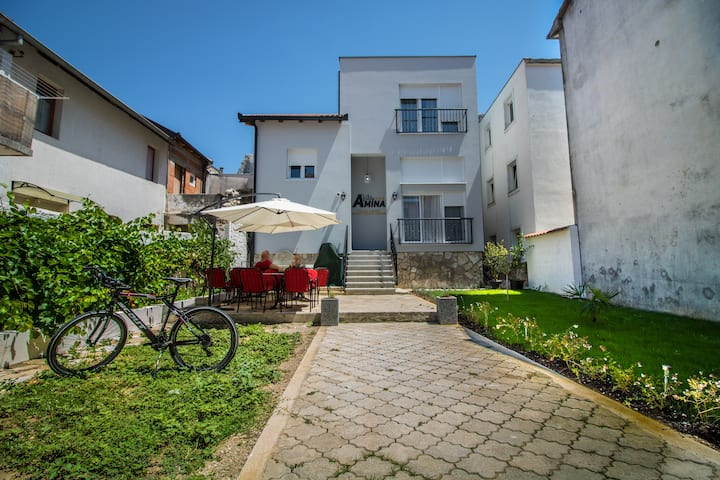 Guesthouse Villa Amina | Deluxe Studio Apartment