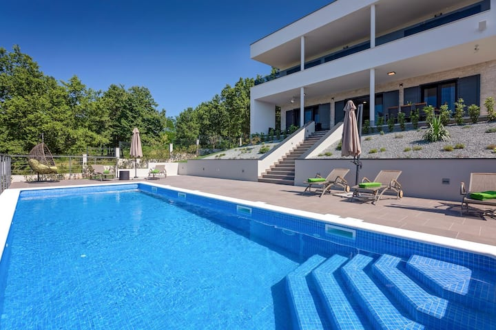 Villa Althea: dream holiday with a view