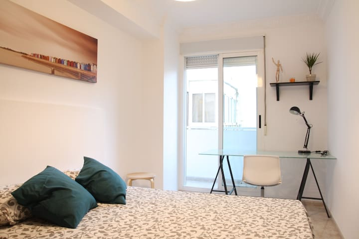 Comfortable Habitación - València - Apartament