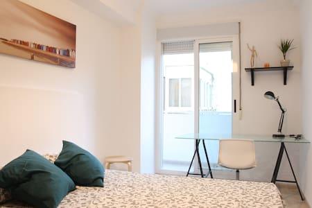 Comfortable Habitación - València - Wohnung