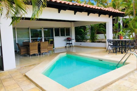 Amazing Private Villa with Beach Resort experience