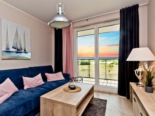 Seaview apartament by Puck bay A12