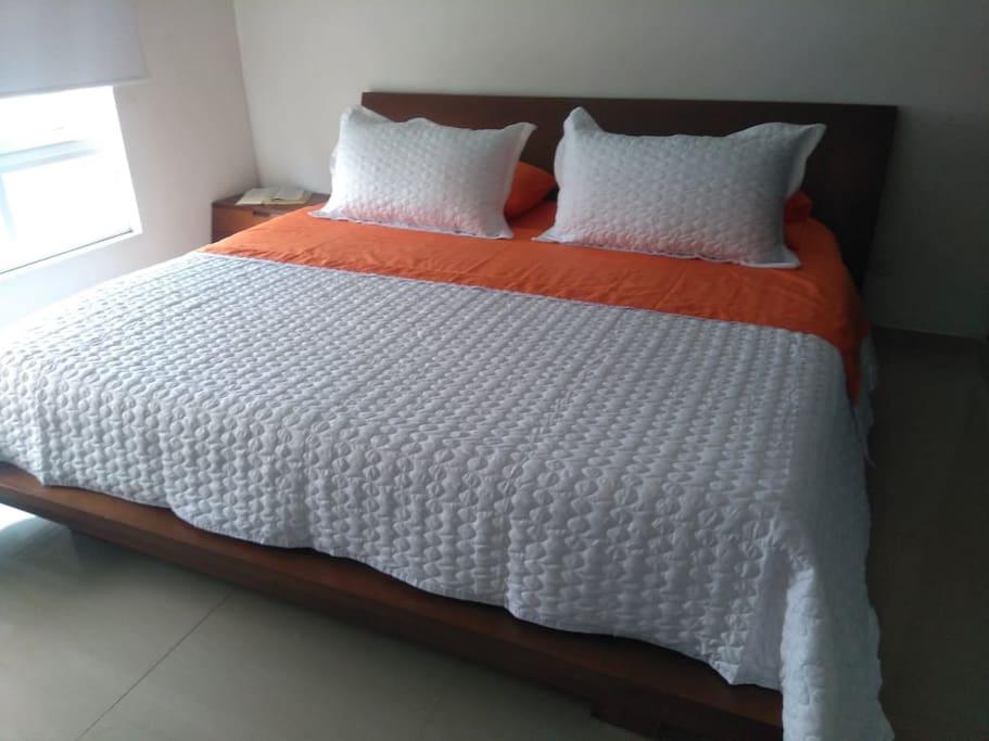 Dormitorio Principal  Cama King