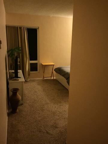 Suite entrance (right).