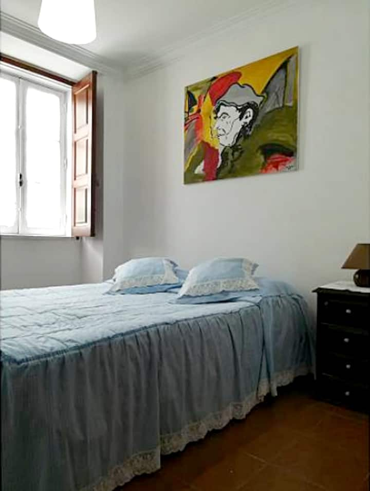 Apartment with 2 bedrooms in Viana do Castelo, with wonderful city view and terrace