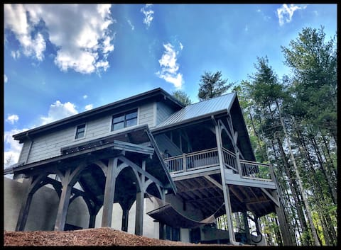 Heart Song Cabin at Lake James