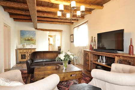 Authentic Adobe in South Capital - Santa Fe - House