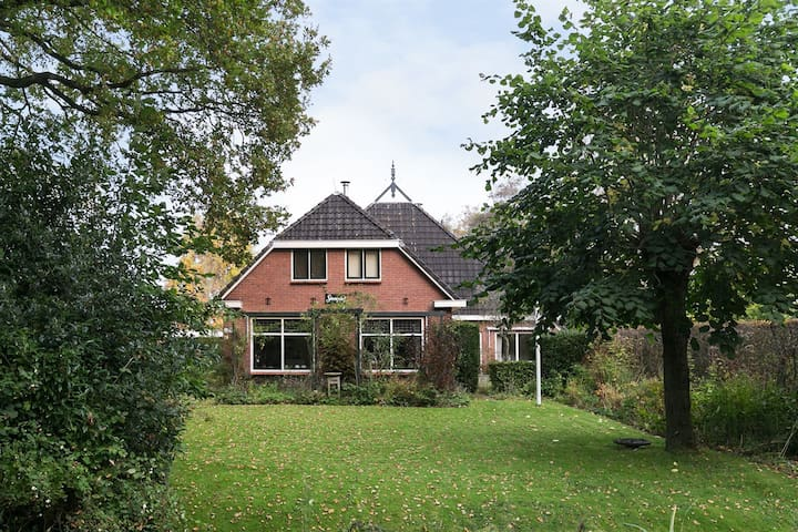 B&B Steengahof in Oosterwolde Friesland