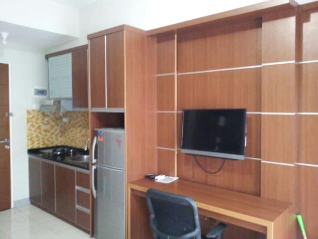 Cozy Apartment at Depok - Beji - Pis