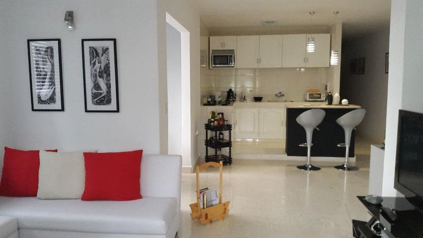 Comfortable and luxurious aparment in Miramar