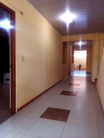 Habitación privada#3 después del Hotel Decameròn