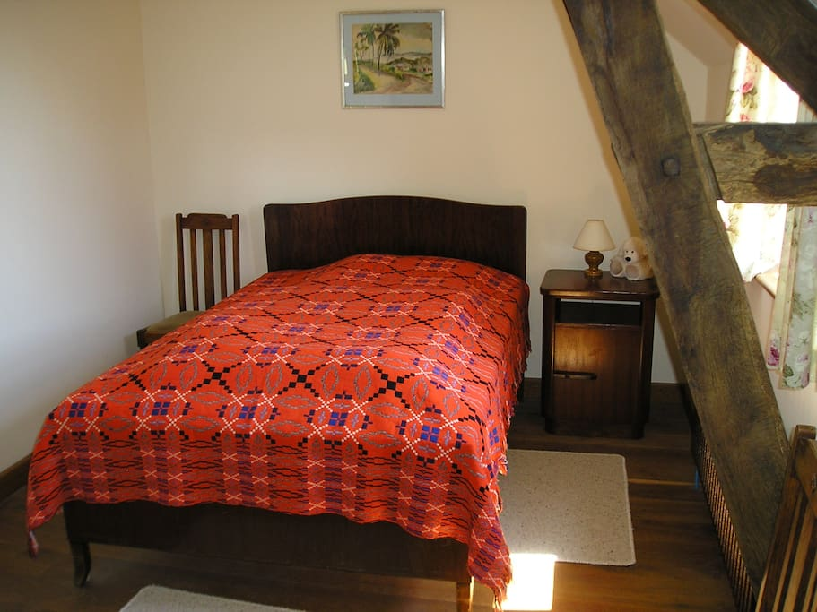 Bedroom2 - double bed