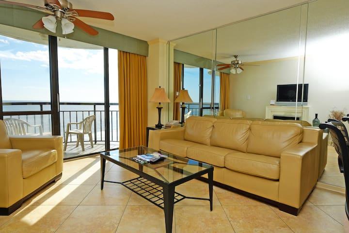 Breathtaking View: Meridian Plaza 1003-1 Bedroom!! - Myrtle Beach - Boutique-hôtel
