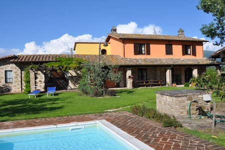 Country House Assisi with Pool - Assisi - Ev