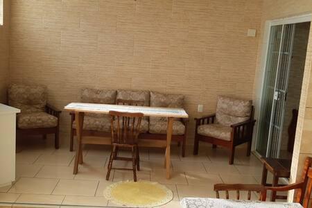 Casa de praia no Itaguaçu para 8 pessoas