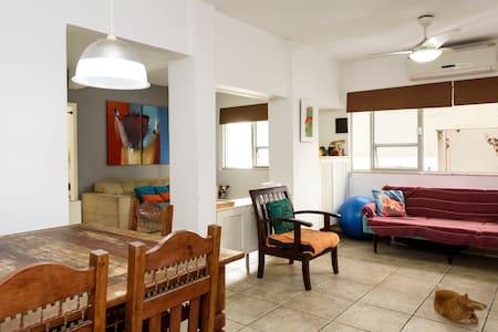 Confortable suite at Lagoa - Rio de Janeiro