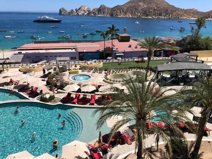 Hotel Casa Dorada at Medano Beach