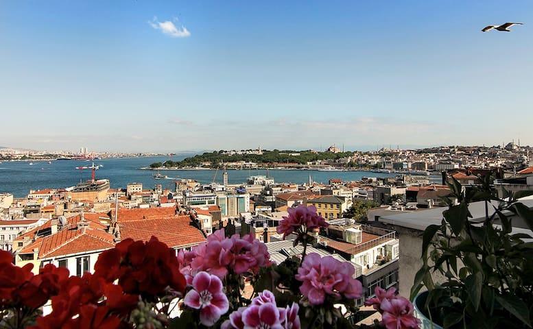 Full Bosphorus - Beyoğlu - Apartment