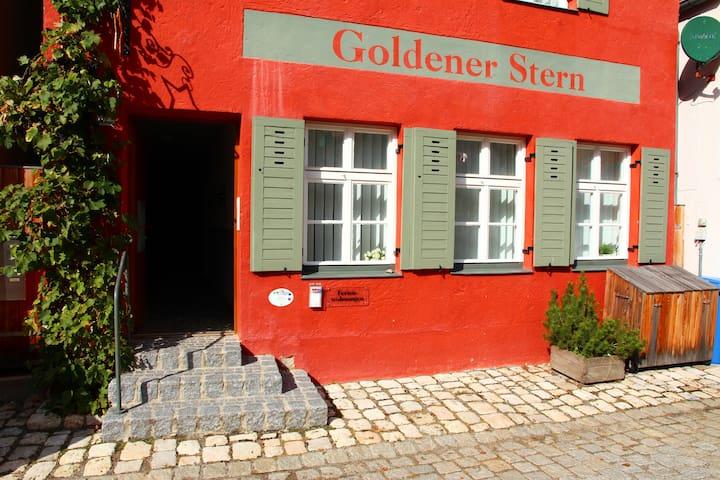 Gästehaus  Goldener Stern   Wohnung RiesArt
